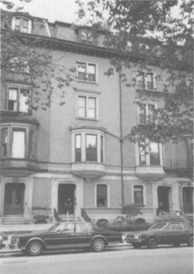 House at 28 Commonwealth Avenue