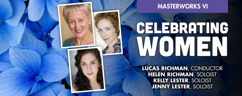 Bangor Symphony Orchestra - Celebrating Women