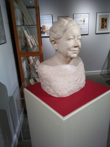 Amy Beach Uncased Bust