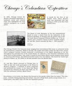 Chicago's Columbian Exposition