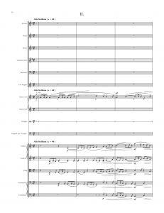 Symphony in E minor, Op. 32 (Gaelic) - Complete Score, 2nd Mvt. (pp. 88-89)88