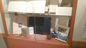 UNH Beach Exhibit Case pic 2